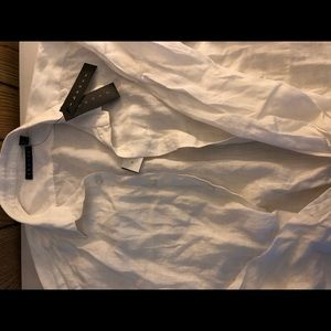 Theory Men's Dress Shirt